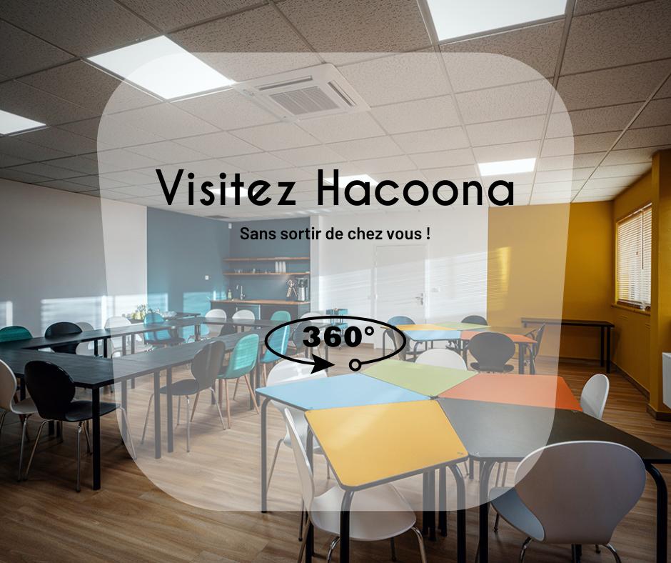 Visite virtuelle Hacoona