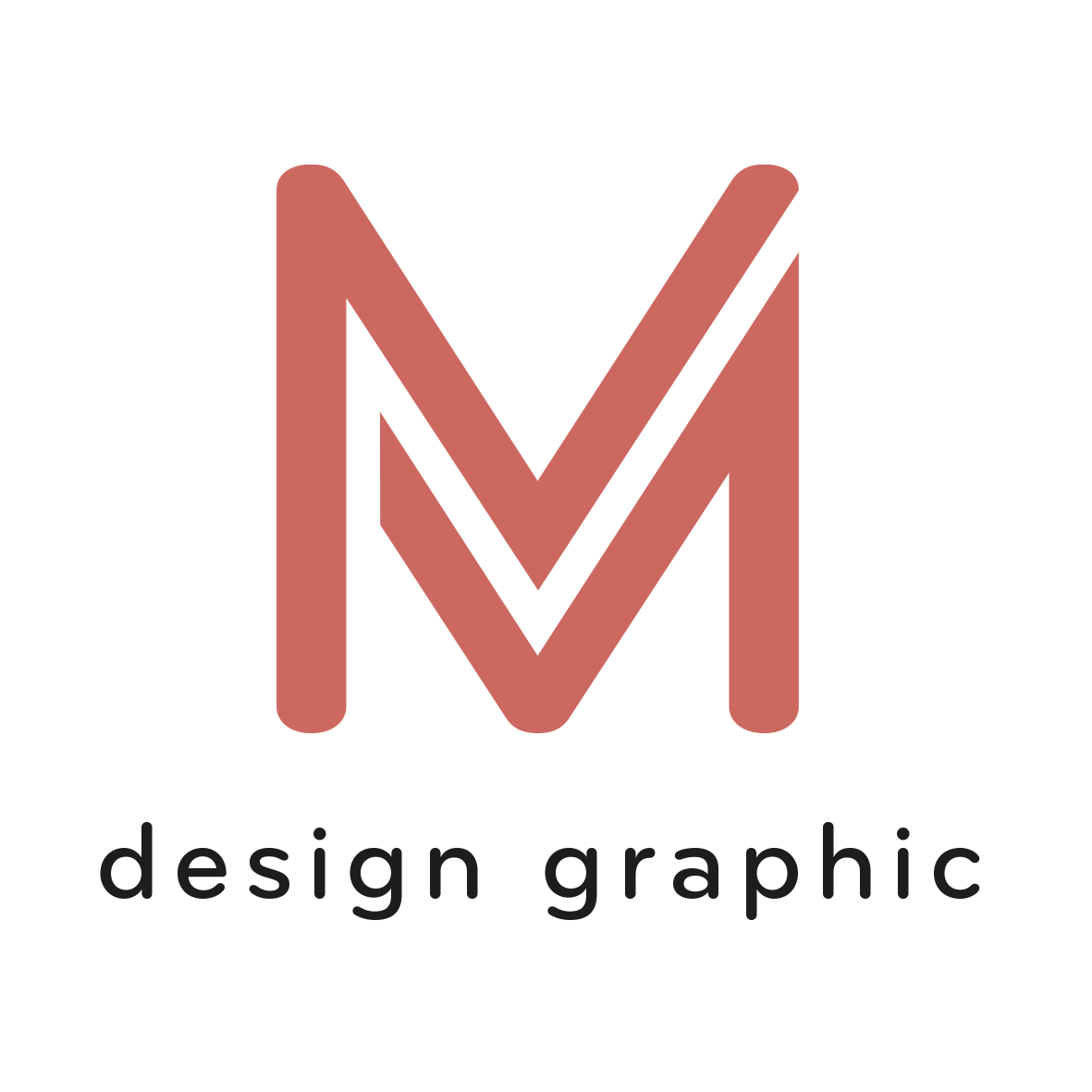 MM design graphic